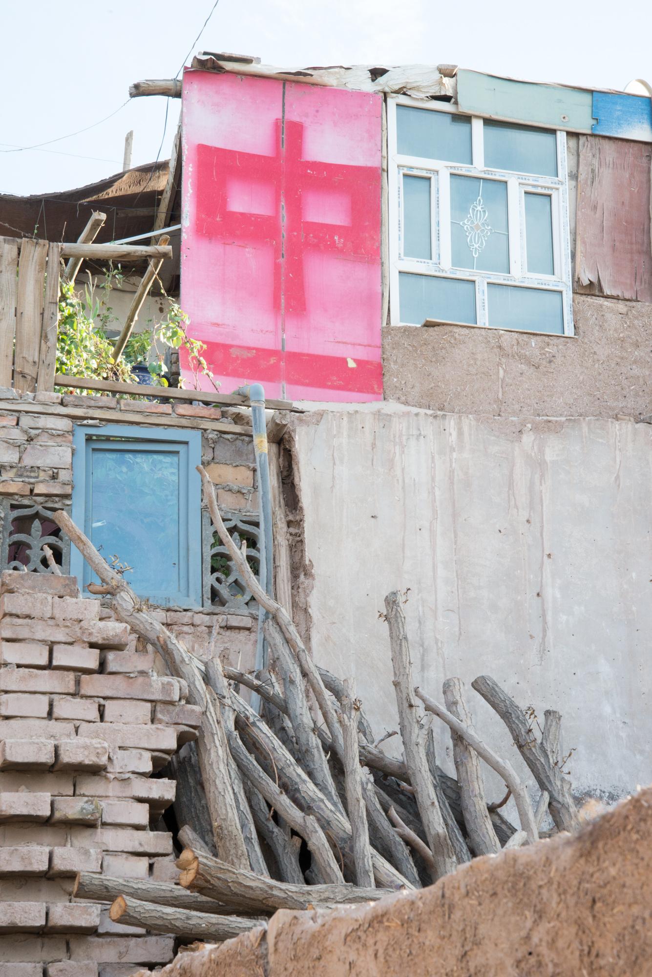 Old Town, Kashgar