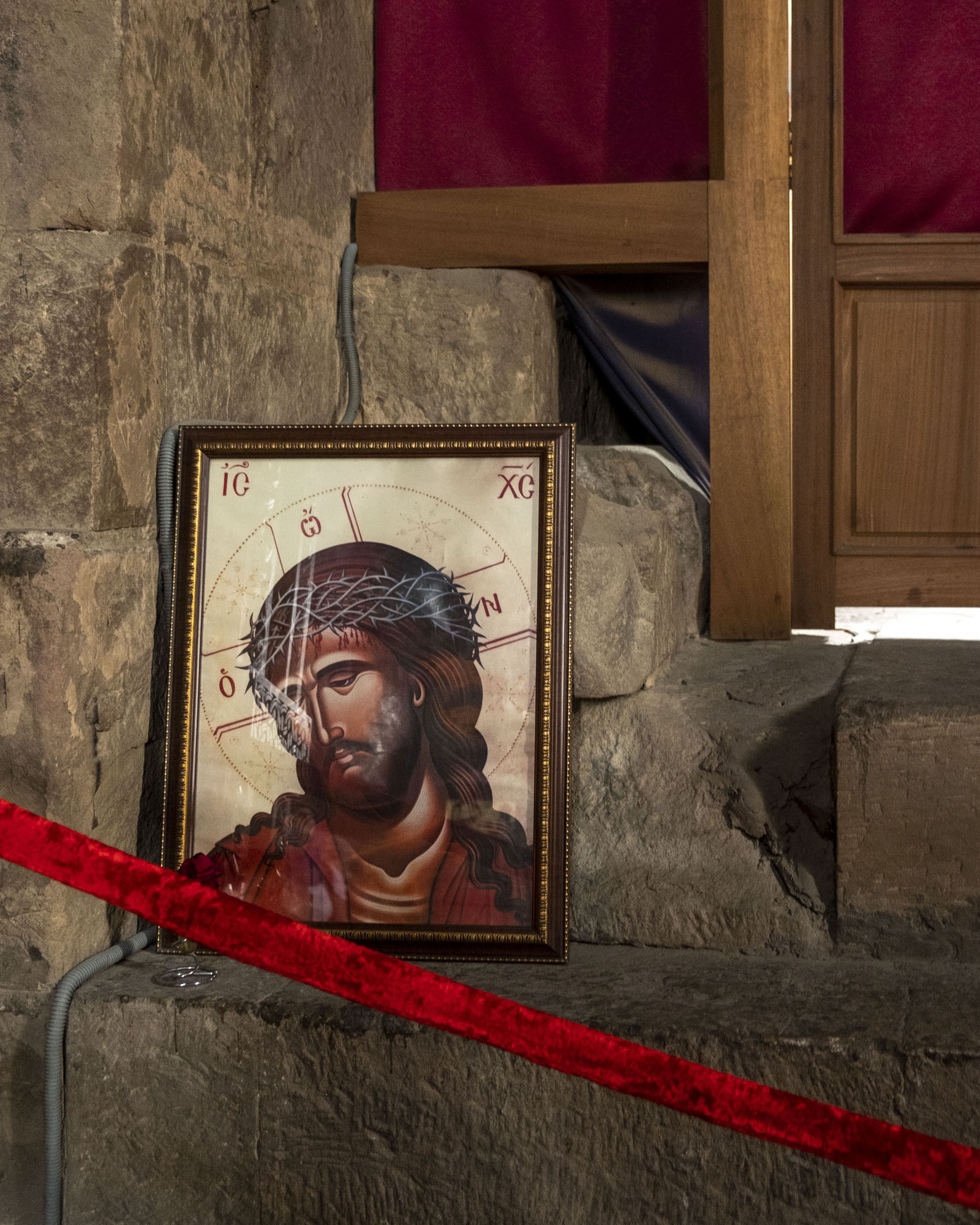 jesus and red tape.jpg