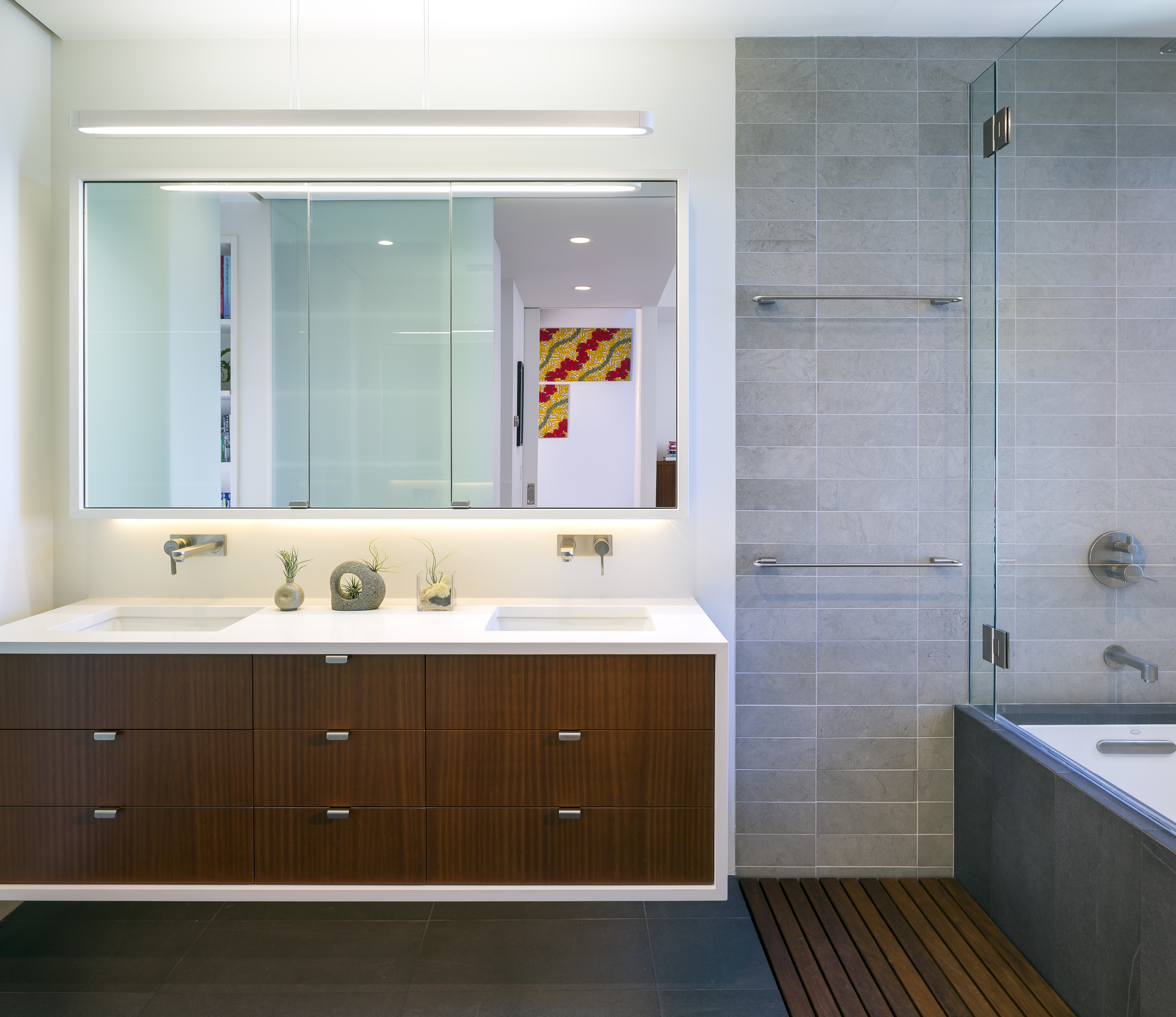 rutledge st residence - master bedroom suite