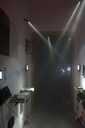 Hallway View 1