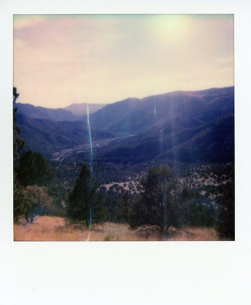 Alum Mountain, NM