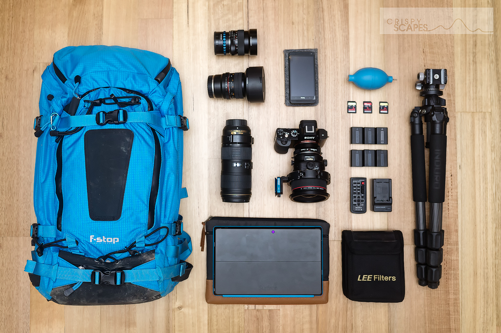 New Zealand Photography Gear.JPG