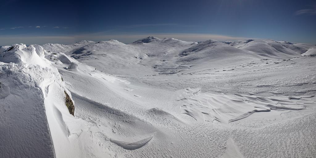 Mt Townsend and Mueller's Peak