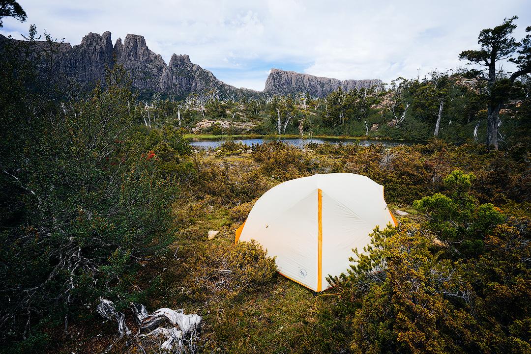 3 Season Tent - Big Agnus Copper Spur UL2