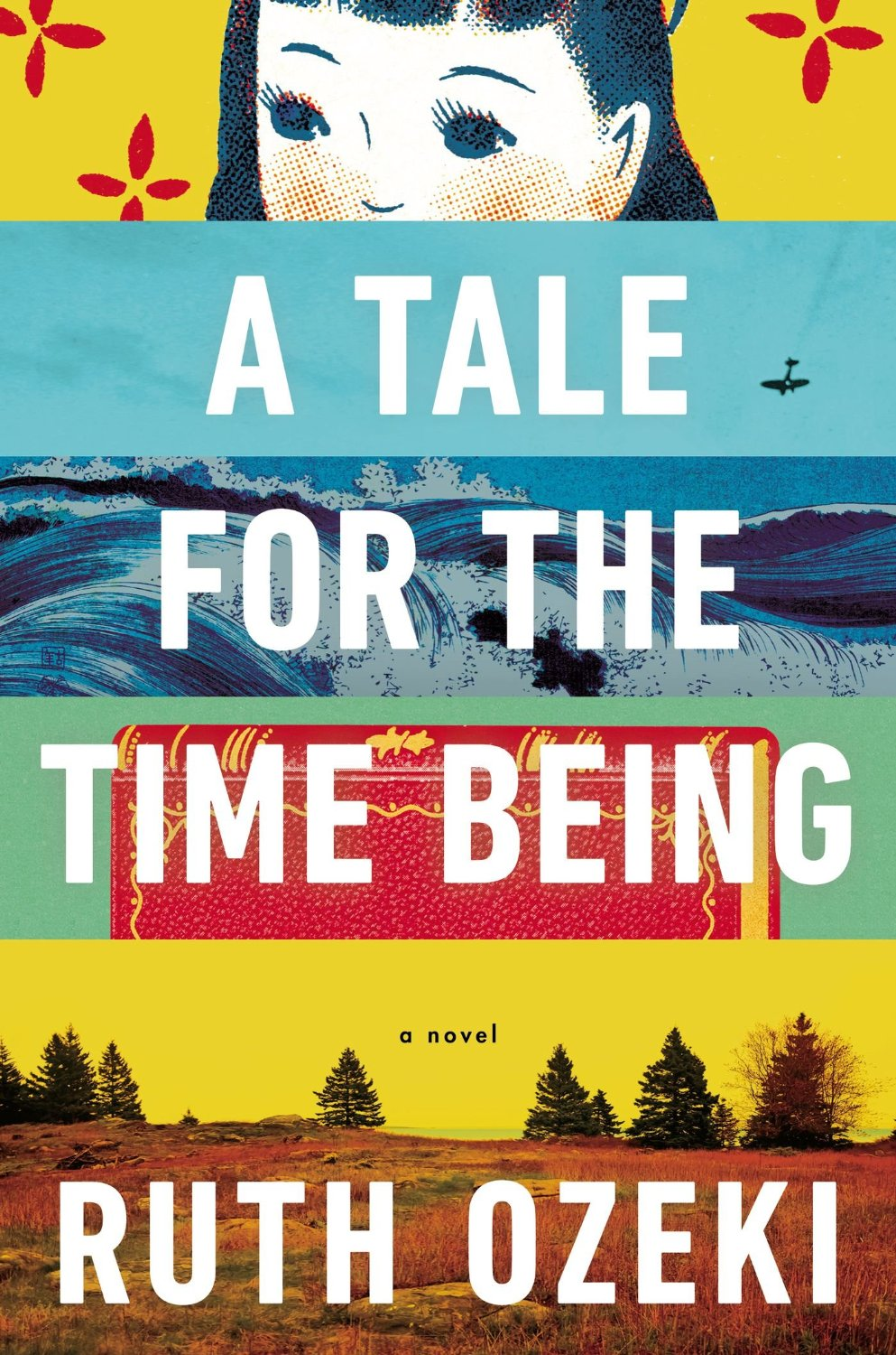 A Tale for the Time Being US edition, hard cover
