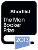 Man Booker 2013 Shortlist (logo)