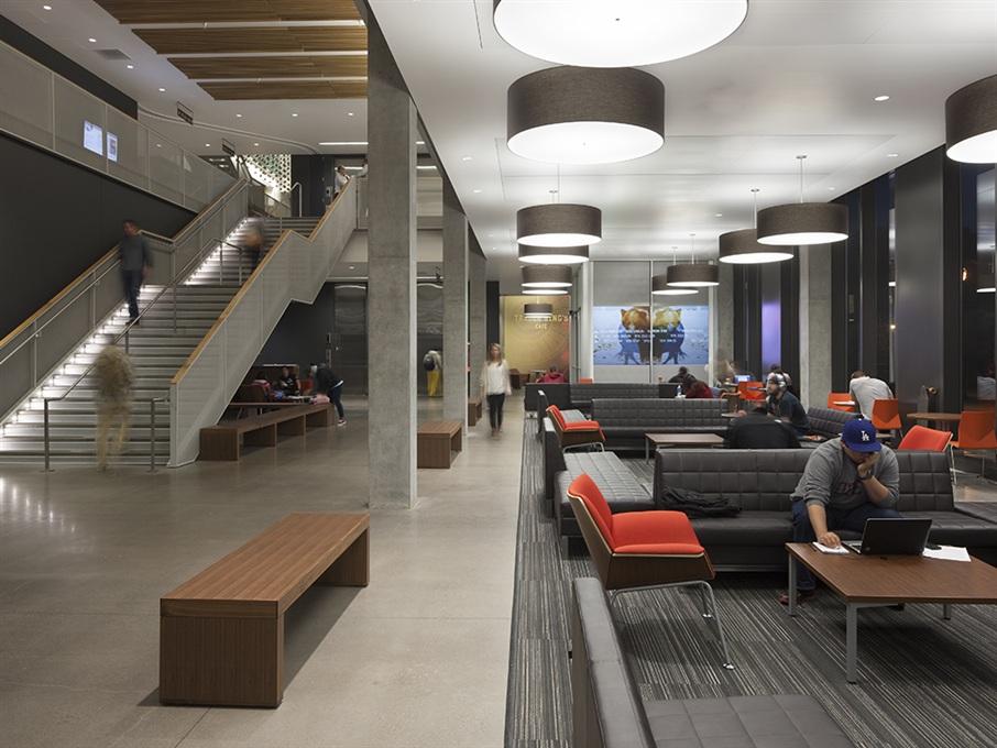 2016 Oregon State University, Austin Hall — IES - Portland