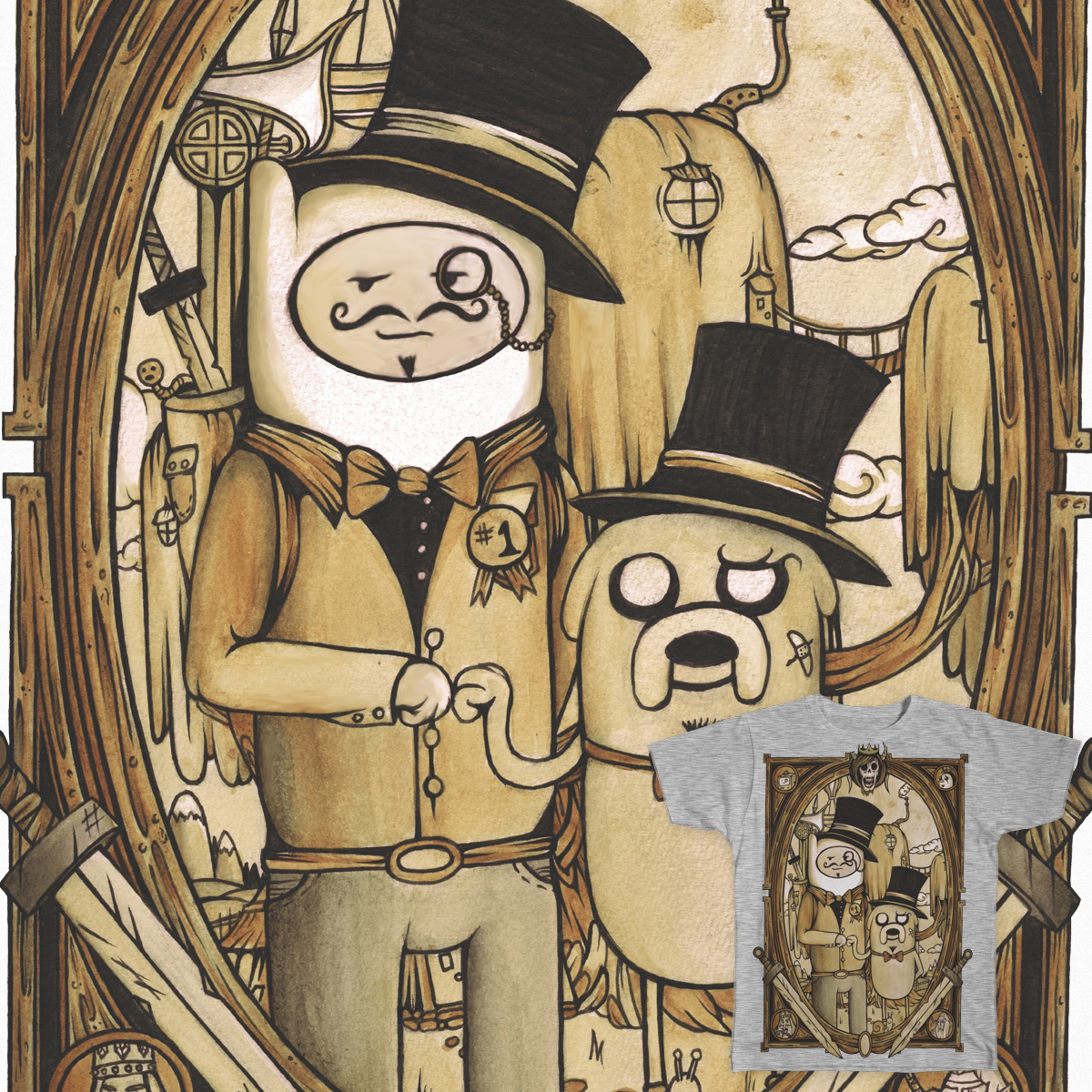 Gentlemen of Adventure - Threadless Mock Up.jpg