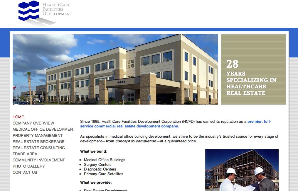 Health Care Facilities Development Corp.