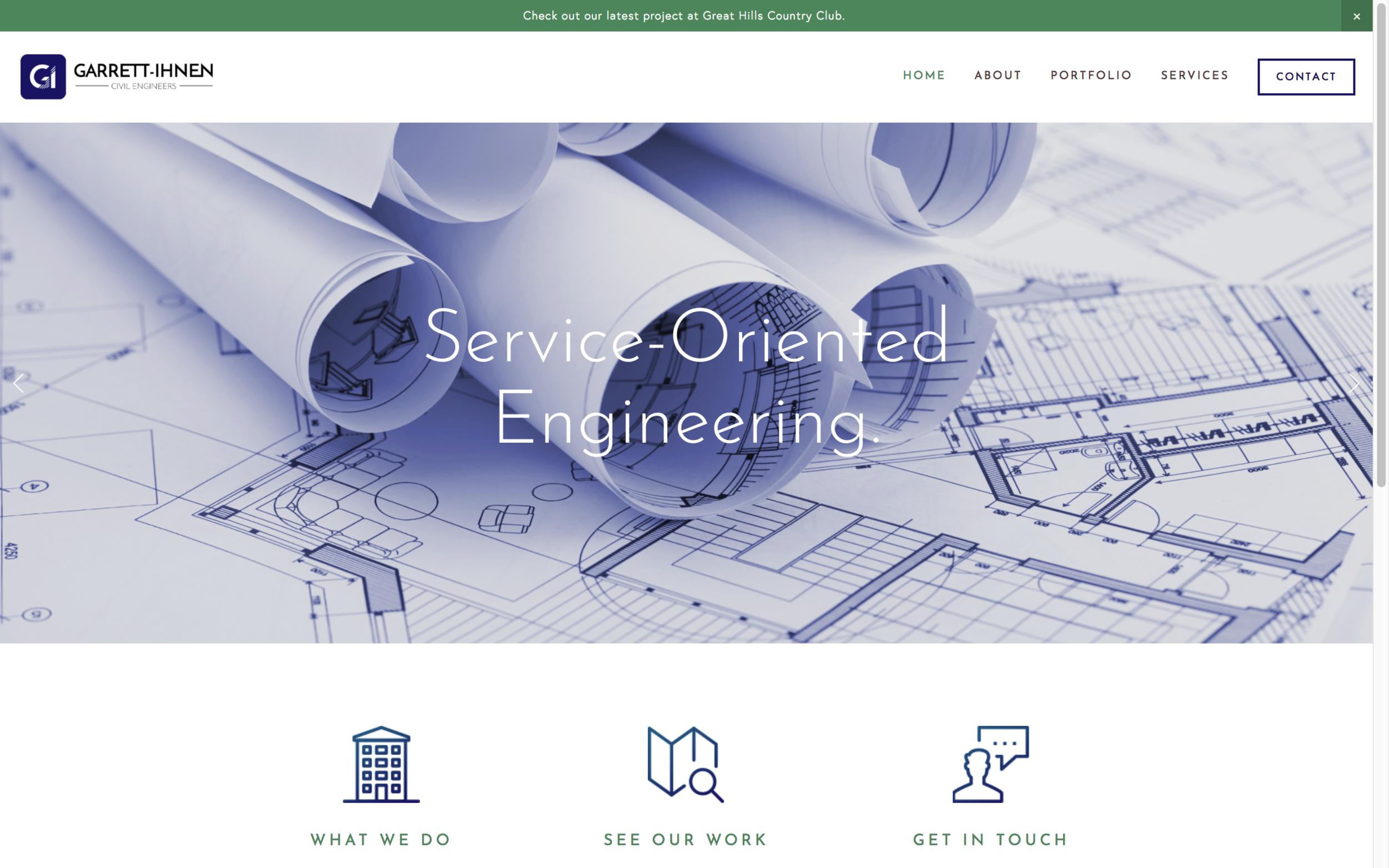 Garrett-Ihnen Civil Engineers