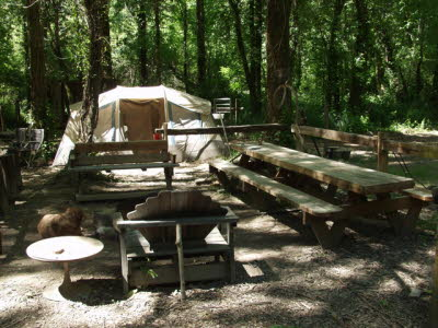 camp outback