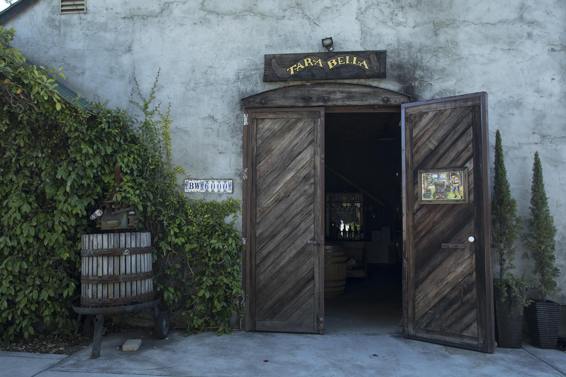 tara bella winery & vineyards