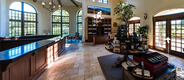 kendall-jackson wine center