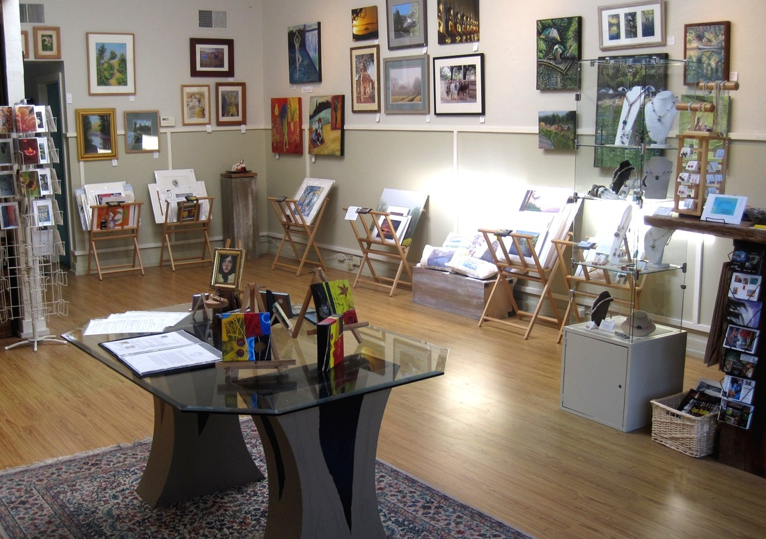 russian river art gallery