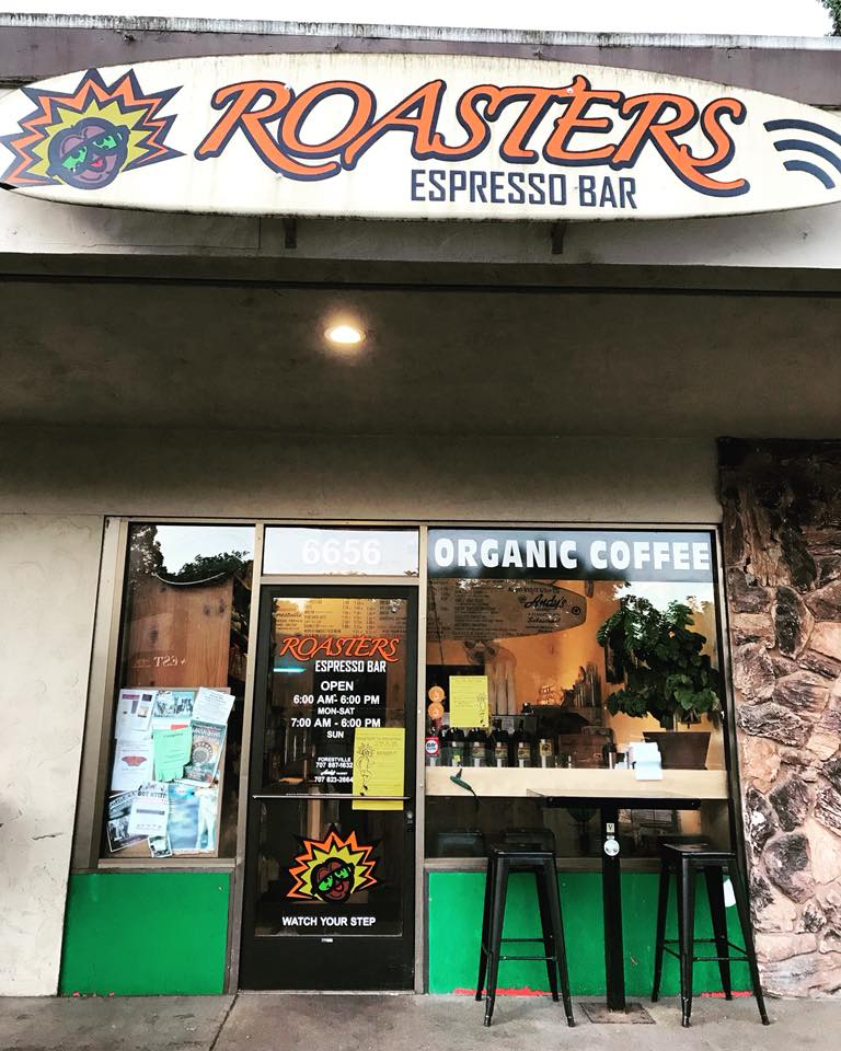 sunshine roasters