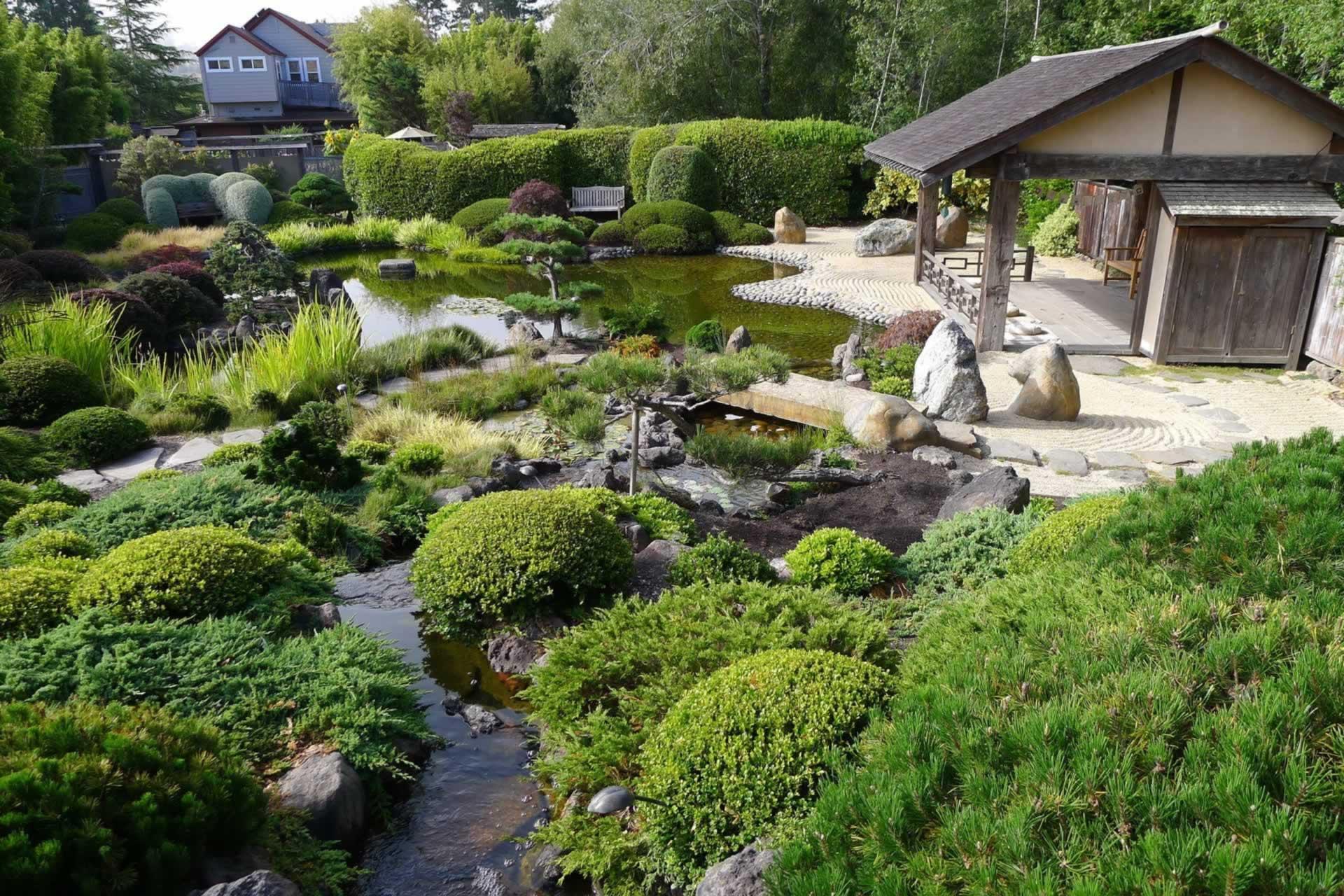 the zen garden osmosis day spa sanctuary