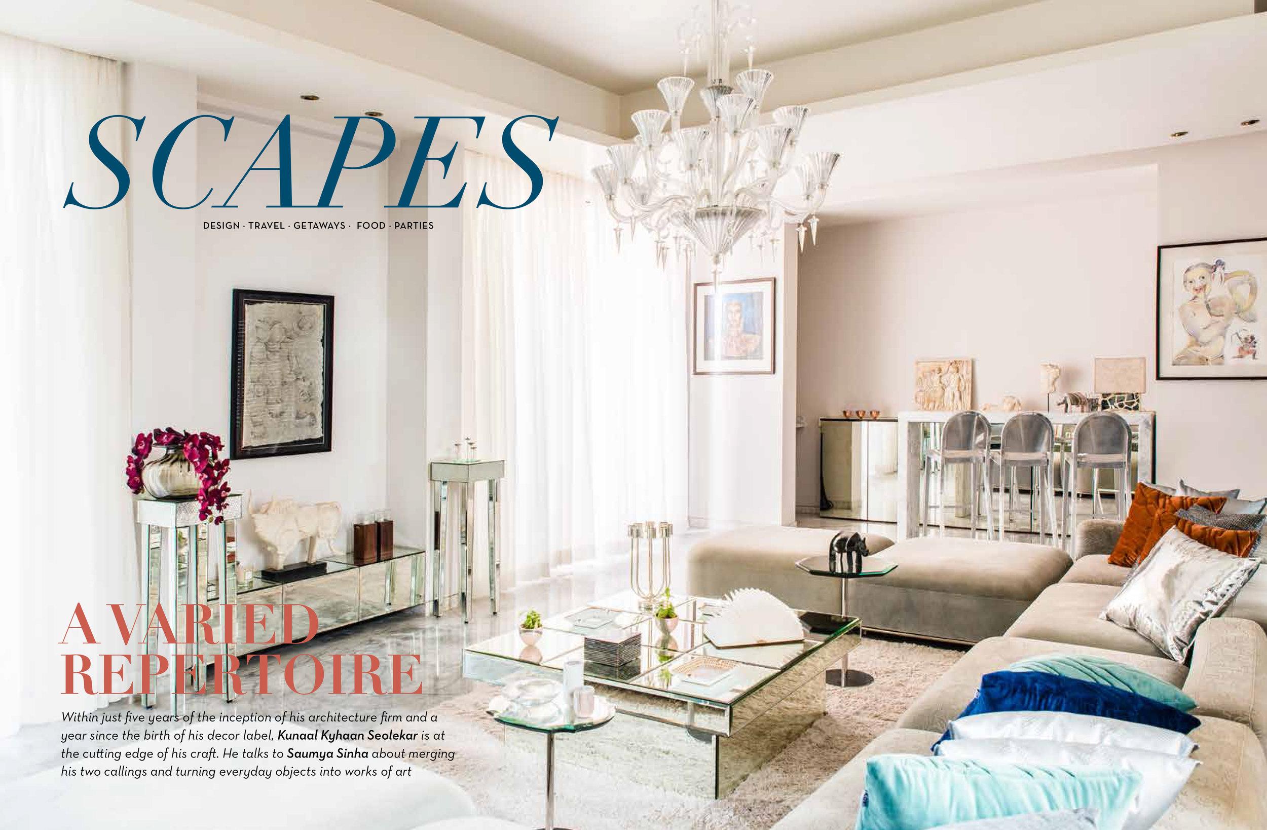 Verve | Scapes | SH Interiors | Mumbai pentHAUS