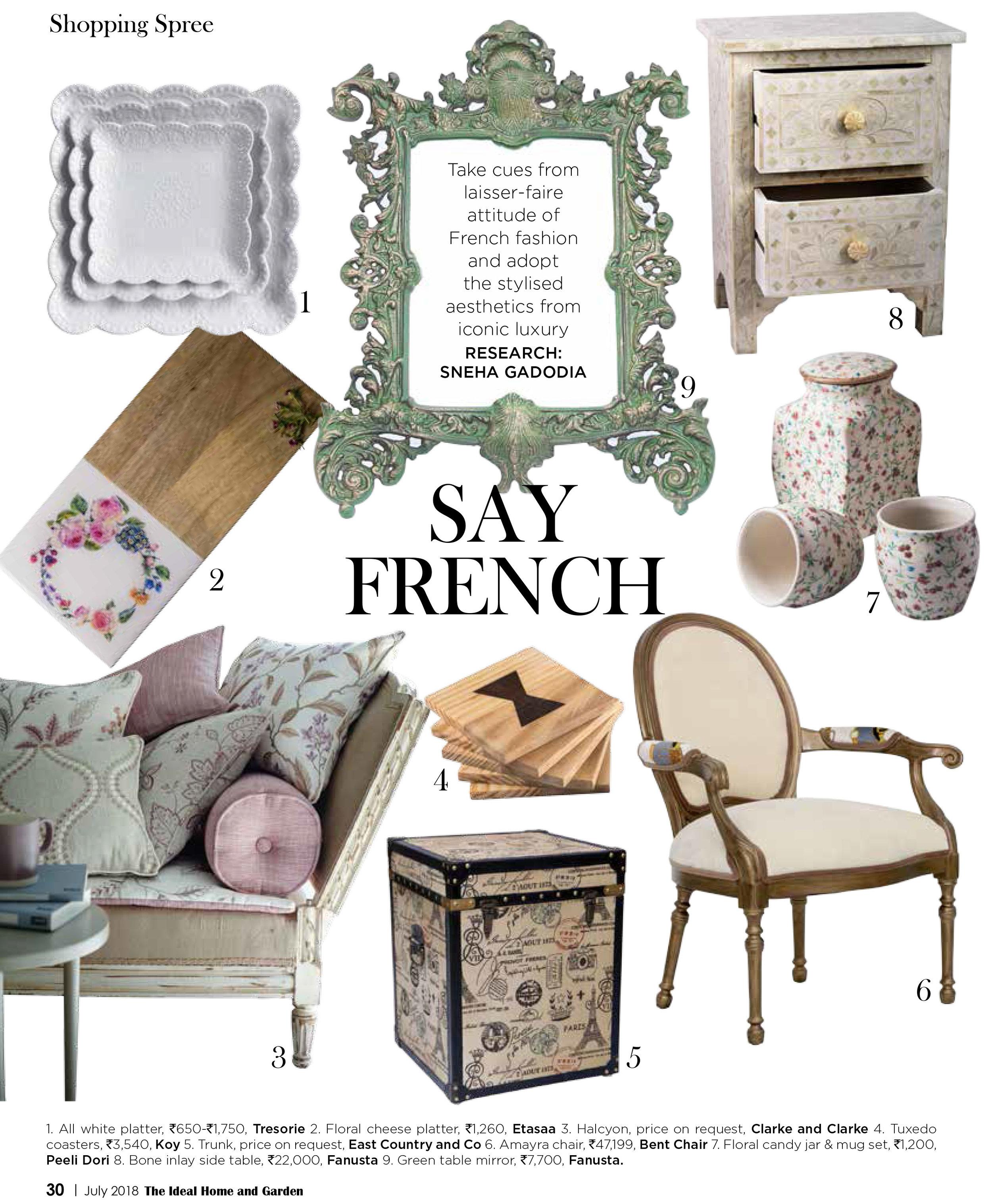 Ideal Home & Garden | Shopping Spree |  KOY  |  Tuxedo Coasters