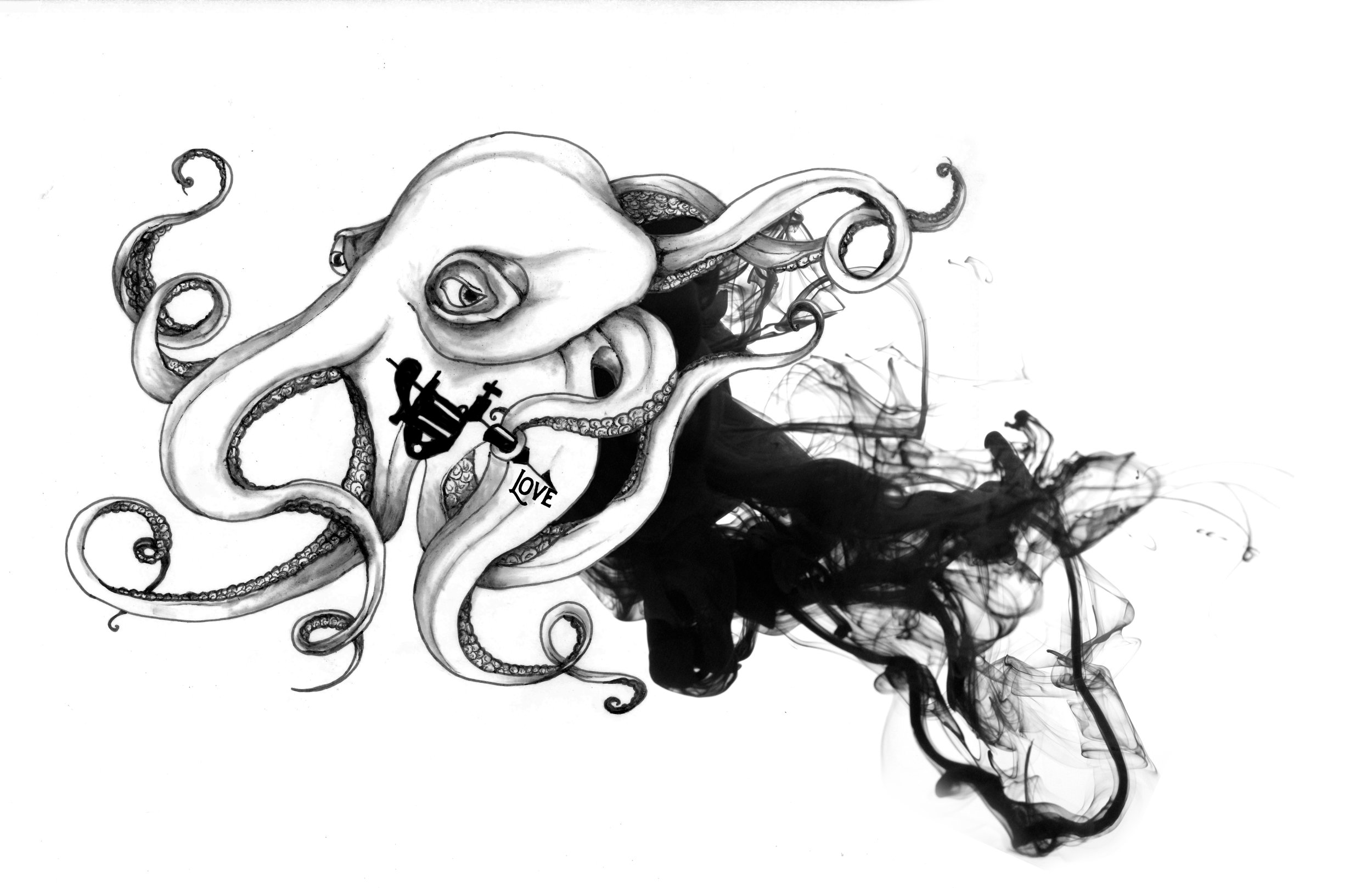 Squid Ink Your Love for ArtWorks Cincinnati