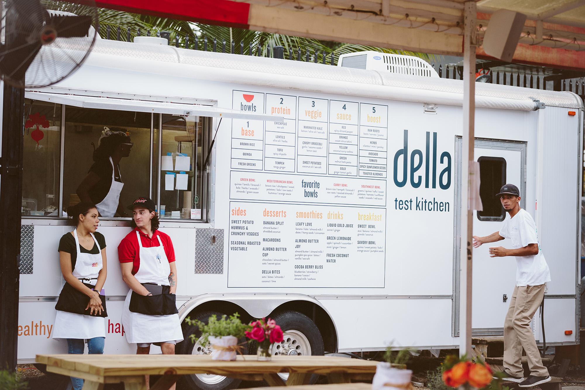 della-food-truck