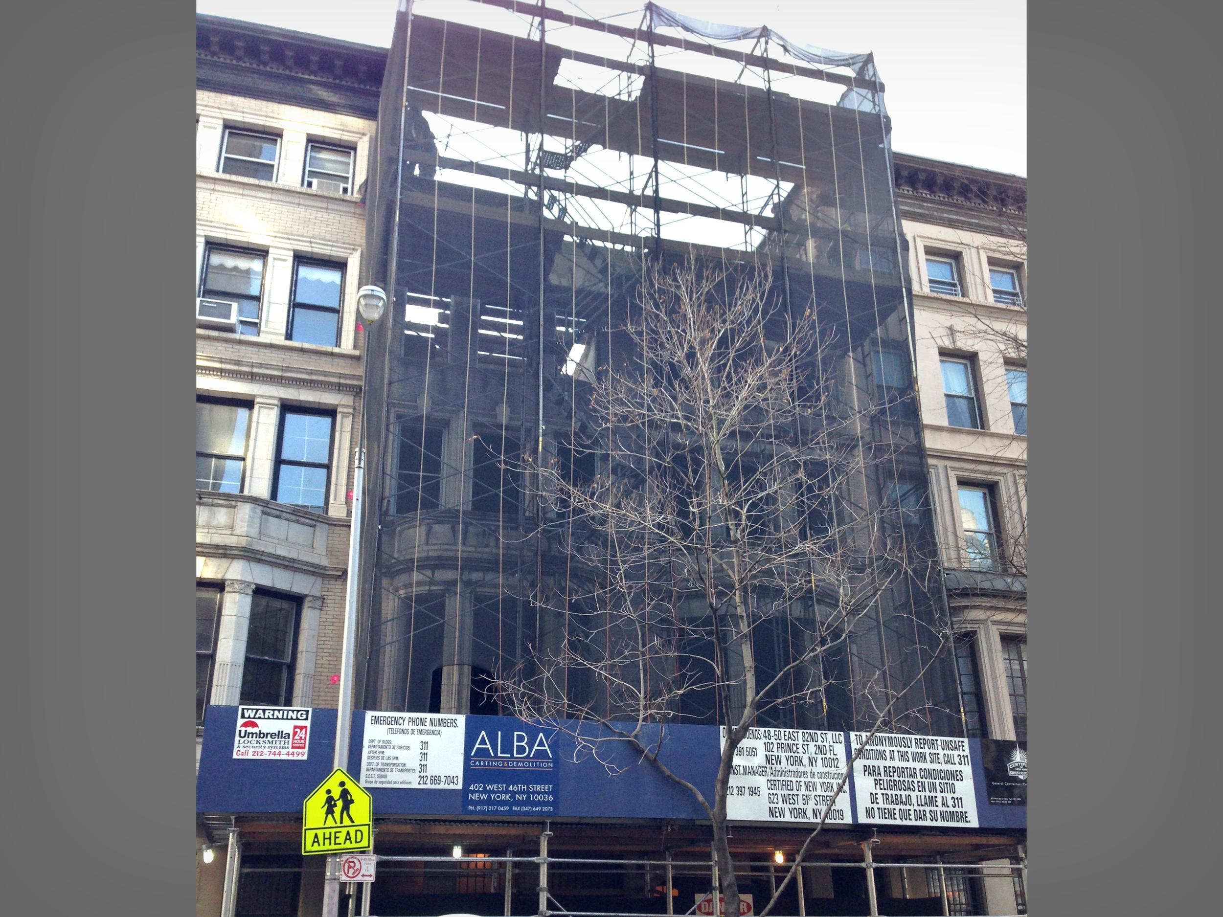 48 East 82nd Street, Manhattan