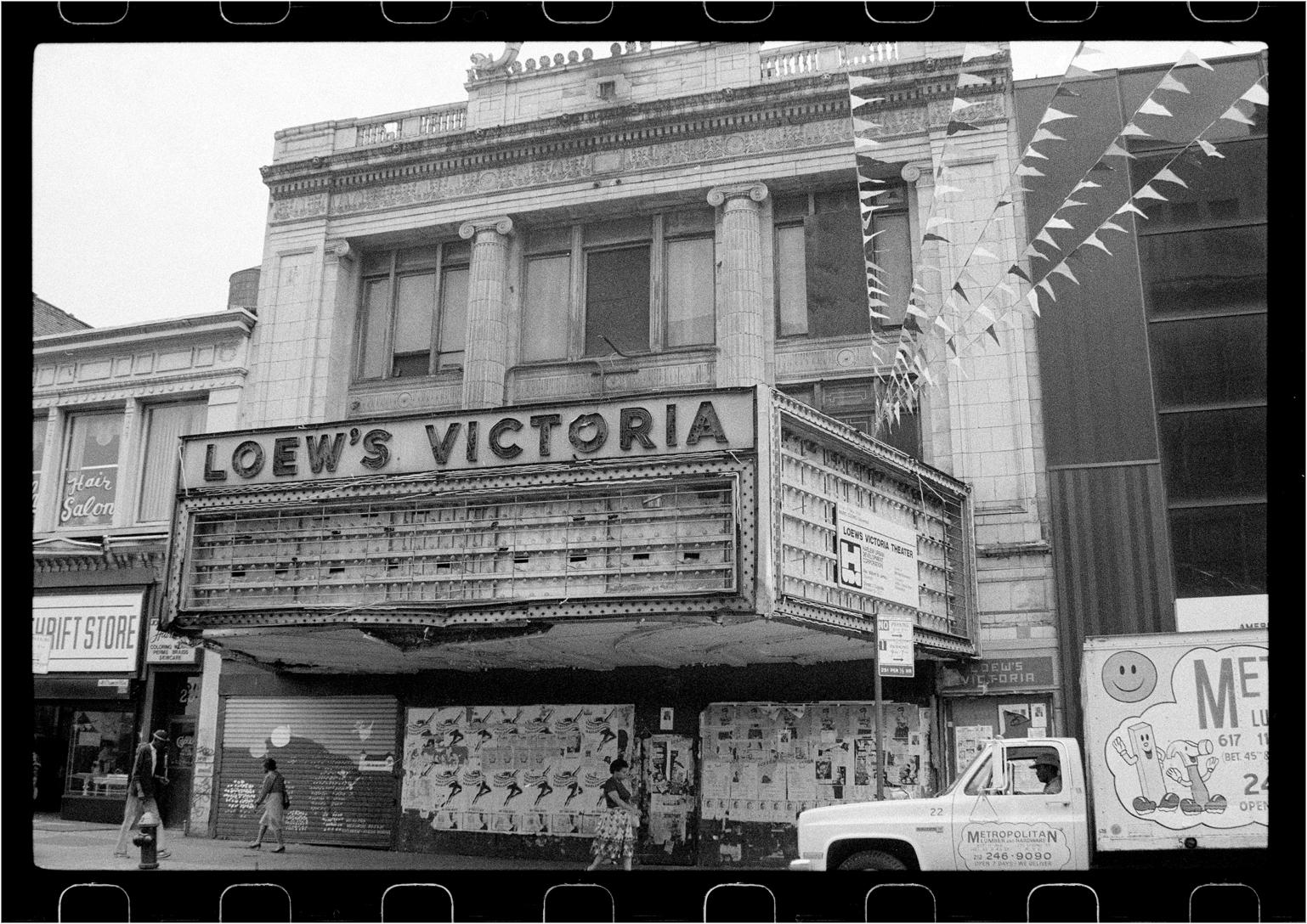 Victoria Theatre, Harlem