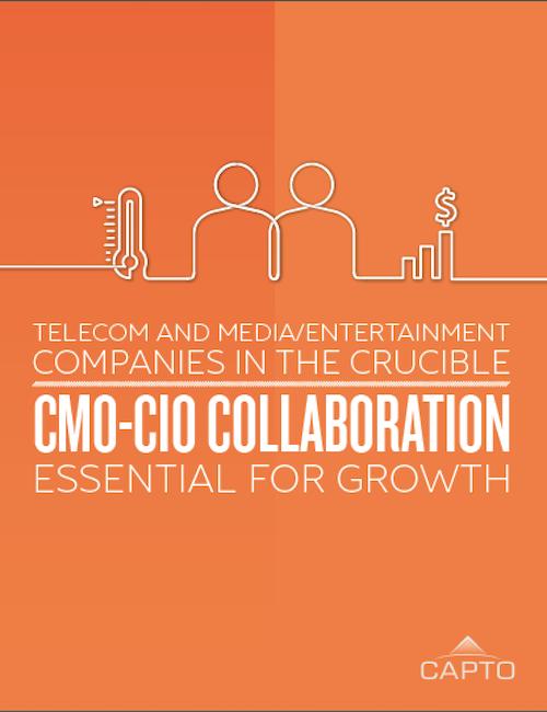 CMO CIO Collaboration Urgent for Survival