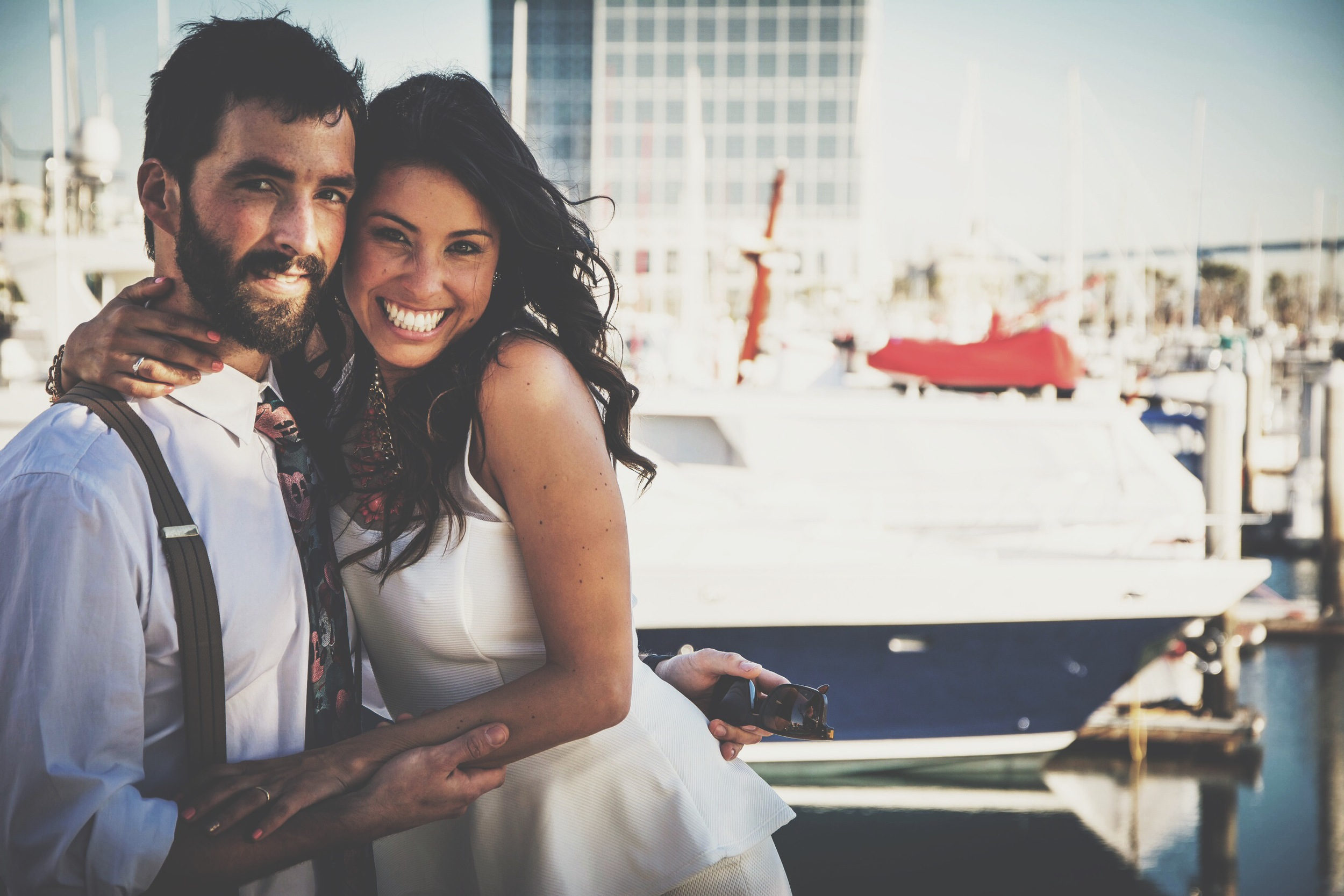 Nautical Wedding Photography San Diego
