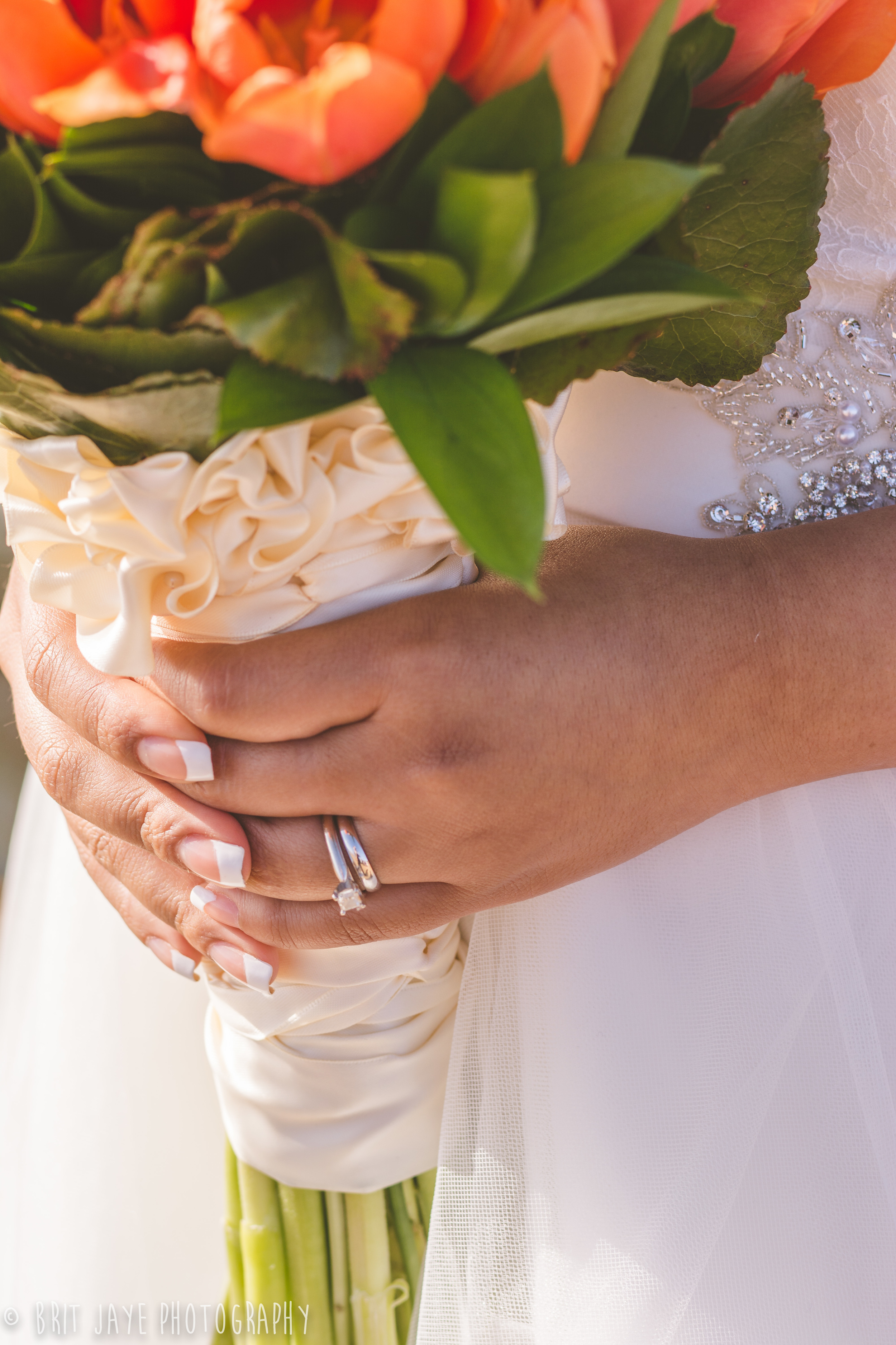 WeddingBouquetWrapDetail