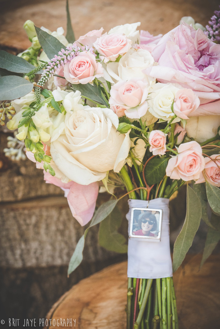 Romantic Pastel Blooms