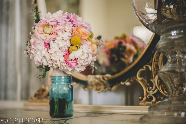Whimsical Garden Bouquet
