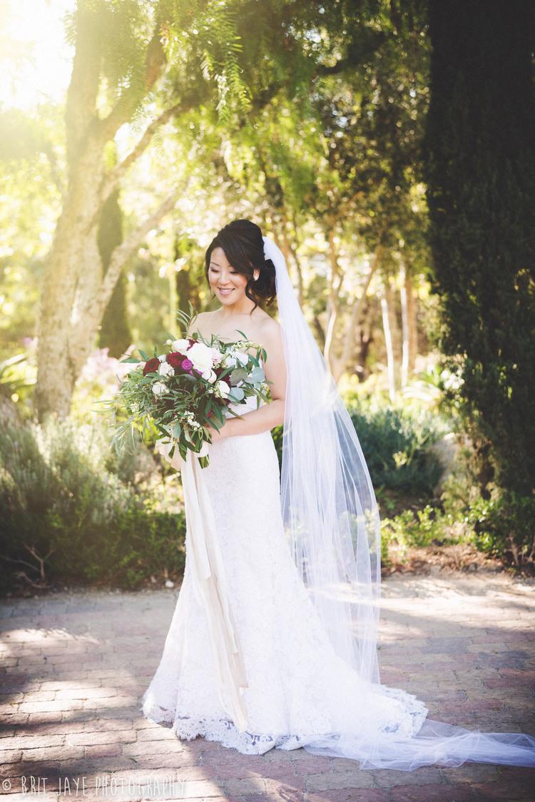 Fall Boho Bridal Bouquet