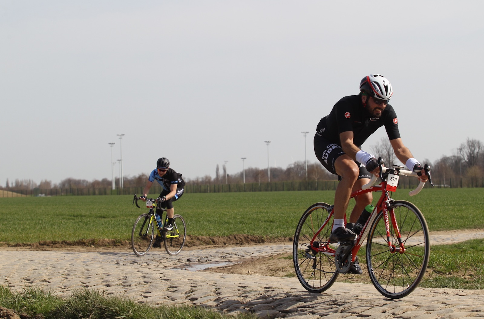Paris-Roubaix - video-racconto