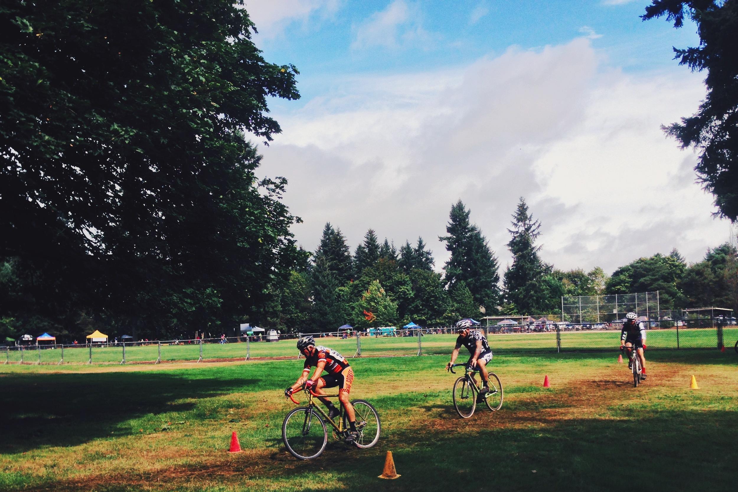 Grand Prix Ryan Tonkin race #1 at David Douglas Park in Vancouver, WA
