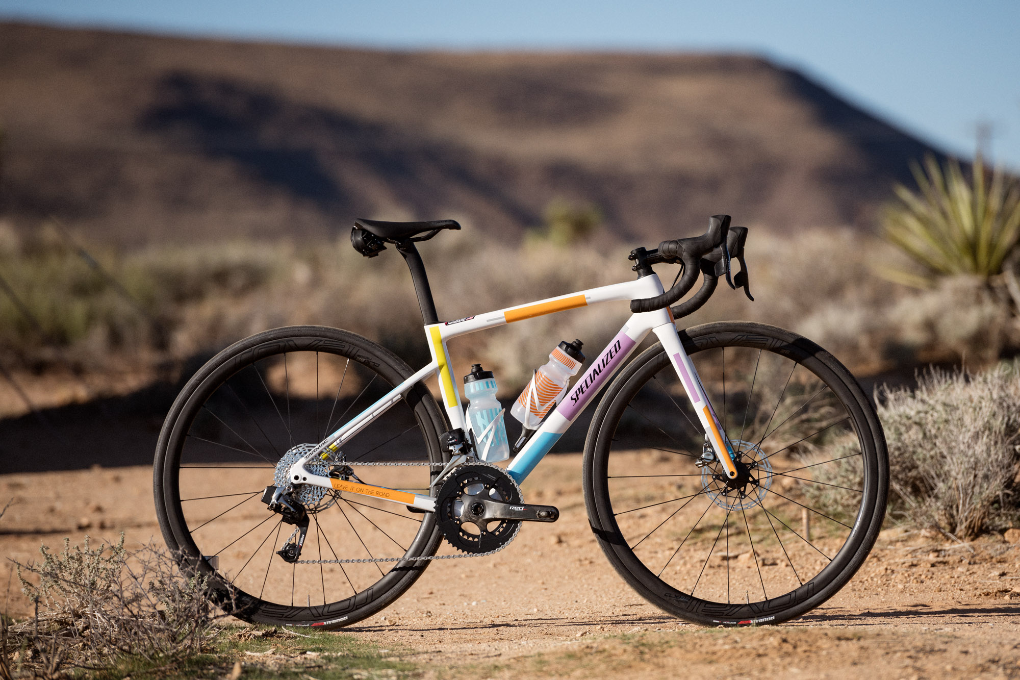 Introducing our 2018 Specialized Tarmac Disc LIOTR edition bikes with SRAM eTap!!