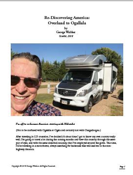 Re-Discovering America: Overland to Ogallala ,   October 5, 2018