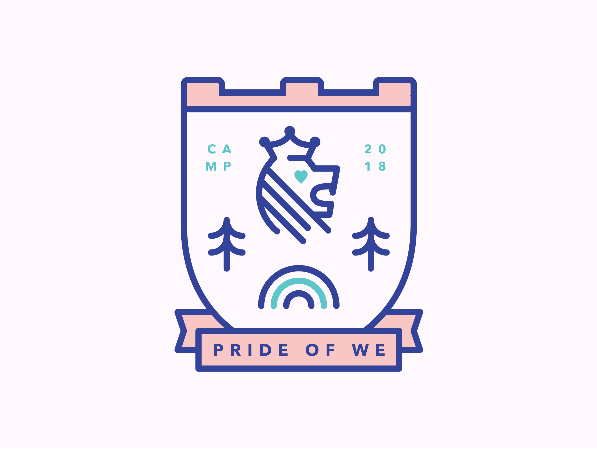Summercamp coat of arms sticker.png