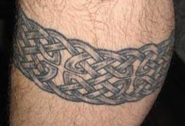 Celtic Band Tattoo