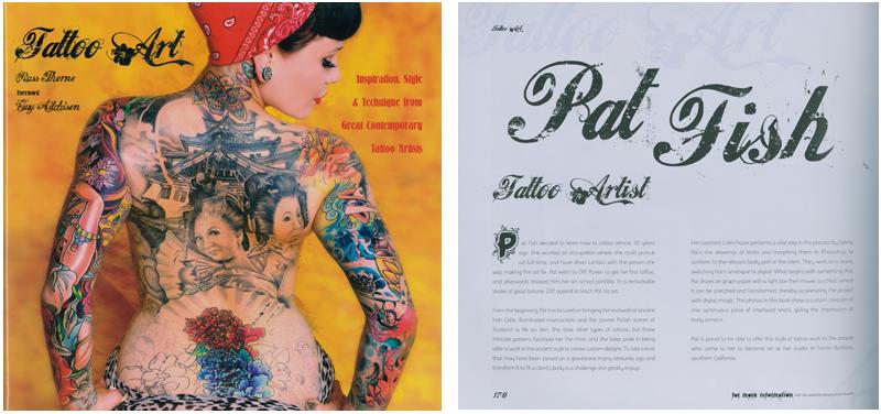Tattoo Art By Russ Thorne