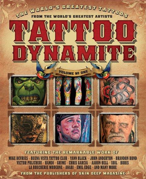Tattoo Dynamite, Volume One, 2011