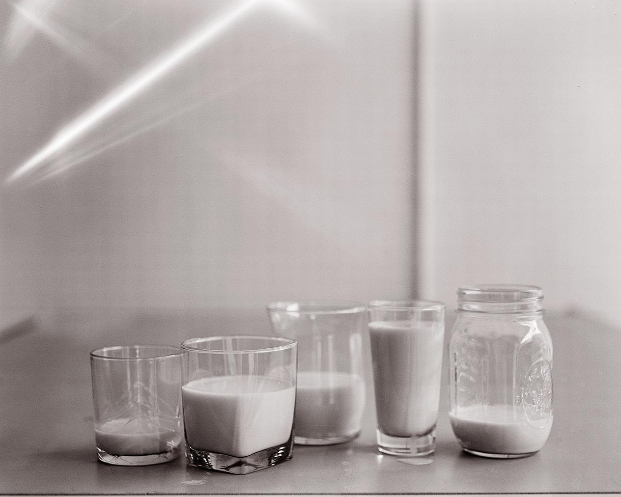 Unspilt Milk