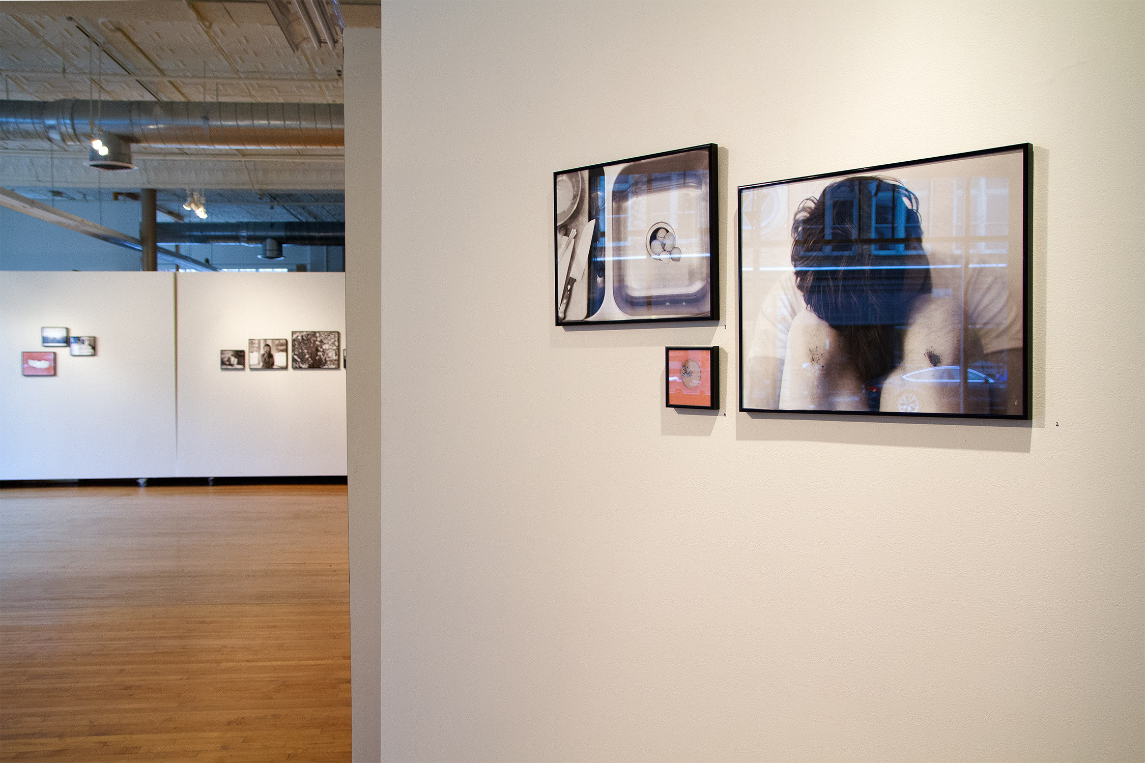 from Plural, Calvin College's 106 Gallery, Grand Rapids, MI Oct-Nov 2014