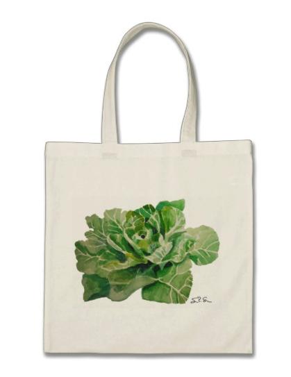 Collards: Bag