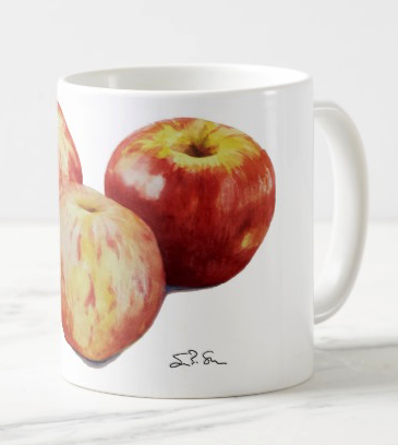 Gala Apples: Mug