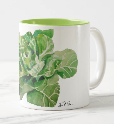 Collards: Mug
