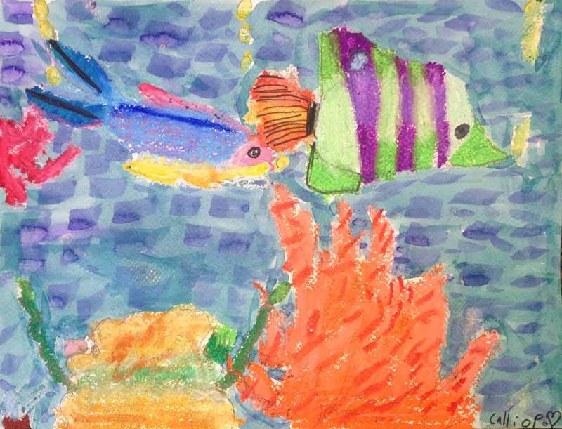 Calliope's Fishy Friends