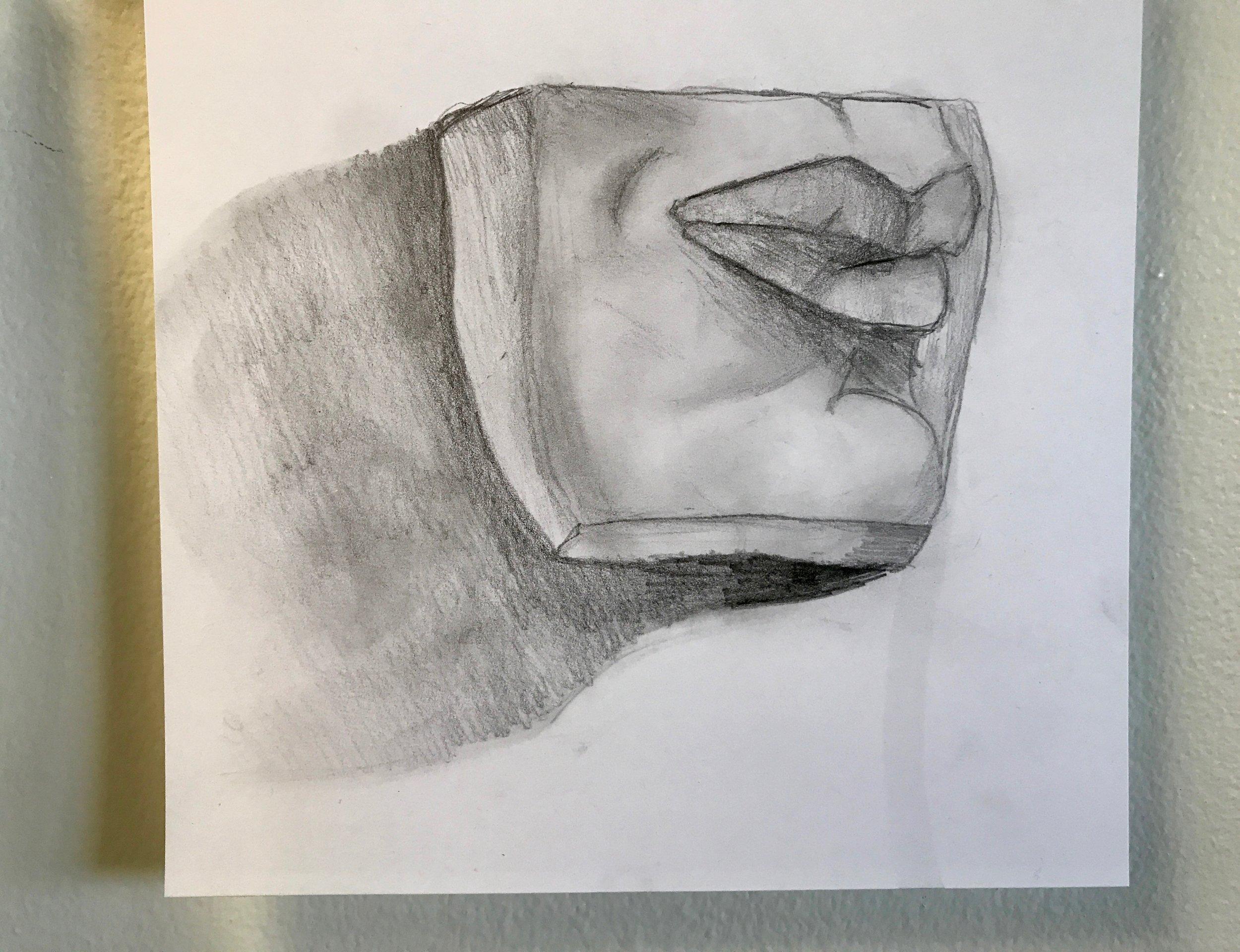 Calla, age 14