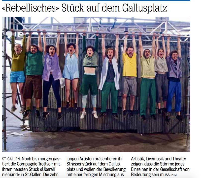 2. August 2016 - 20min St. Gallen