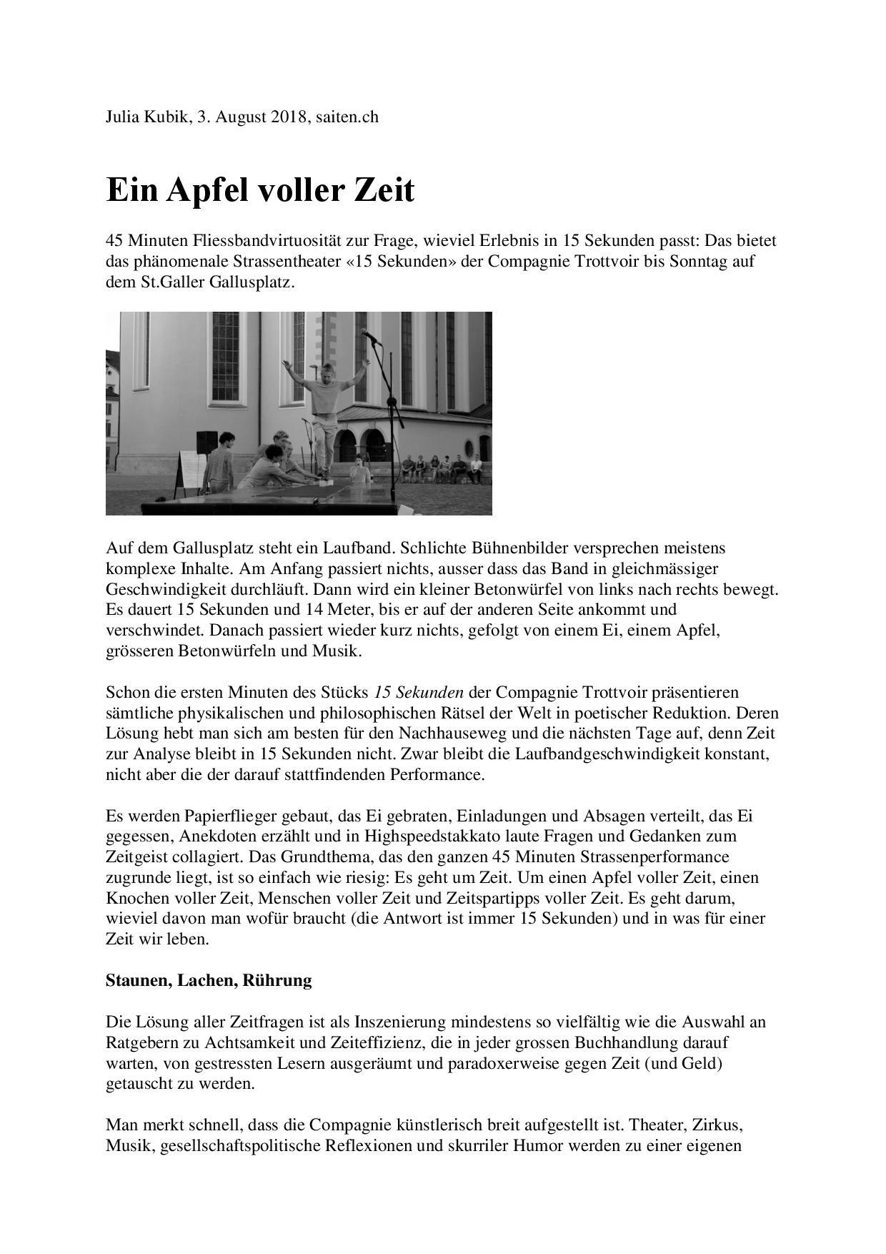 https://www.saiten.ch/ein-apfel-voller-zeit/ Seite 1
