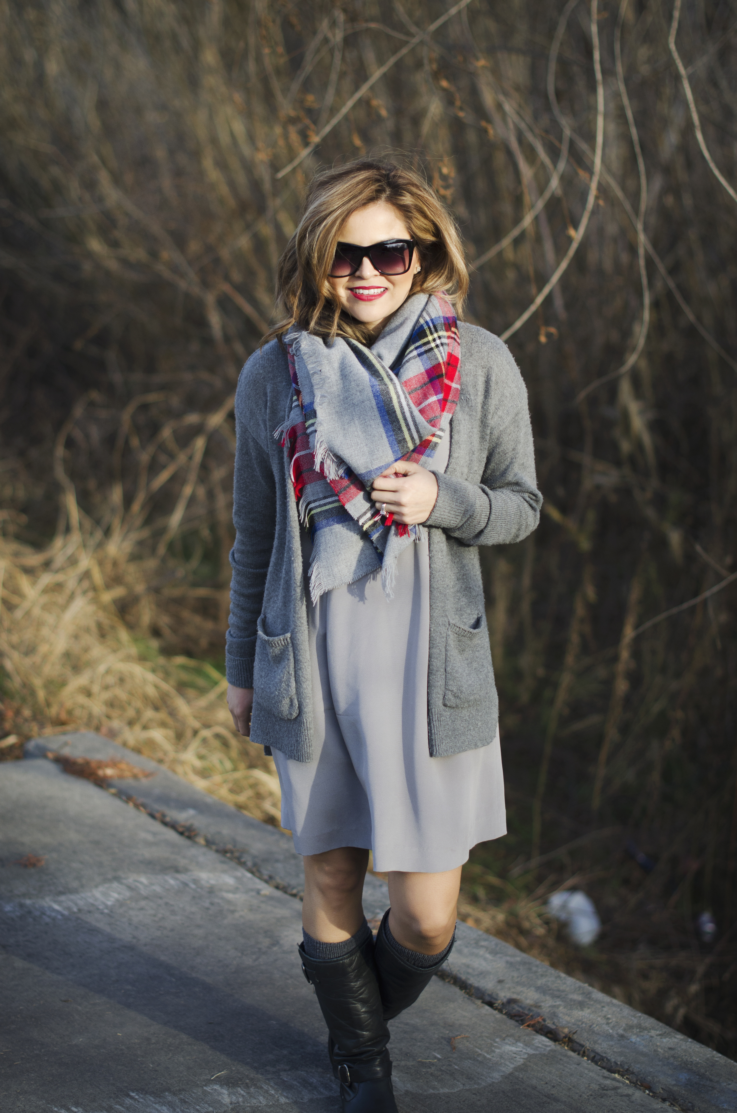 styling shades of grey